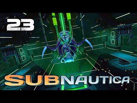 Tady Vznikají Warpeři - Subnautica S4 - Díl 23 - Nakashi
