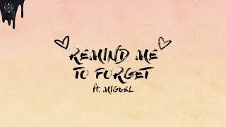 Gambar cover Kygo & Miguel - Remind Me To Forget [Ultra Music]