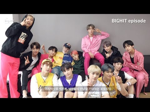 [EPISODE] It's Snack Time of Big Hit @190427 Show Music Core
