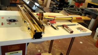 Lever knobs vs factory driver for incra 1000hd most popular videos 011 incra router table testing episode 4 greentooth Choice Image