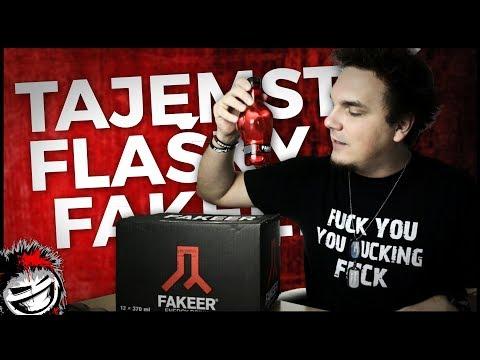 Tajemství flašky Fakeeru