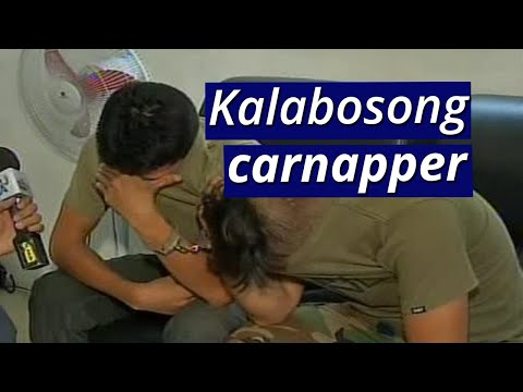 [GMA]  Saksi: 2 suspek sa carnapping na mga brand new ang target saka ibebenta online, tiklo