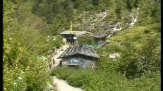 preview picture of video 'Nepal Annapurna Circuit Dharapani to Chame 1997'