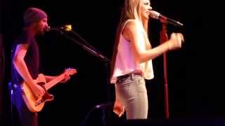 Danielle Bradbery - - Never Like This - - from 2014 concert tour!