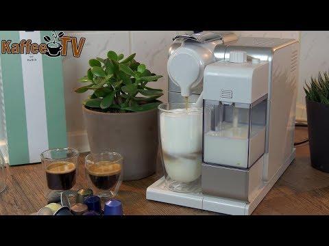 De'Longhi Nespresso LATTISSIMA TOUCH im Test: Einfache Bedienung & perfekter Milchschaum!