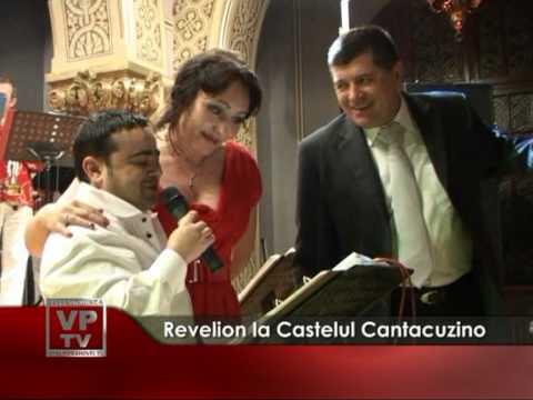 Revelion la Castelul Cantacuzino