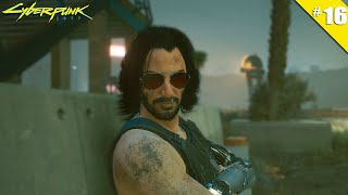 Cyberpunk 2077 - Ep 16 - Hellman - Let's Play FR HD