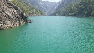 preview picture of video 'Green Canyon/Green Lake Türkiye/Turkey/Türkei Part 2'