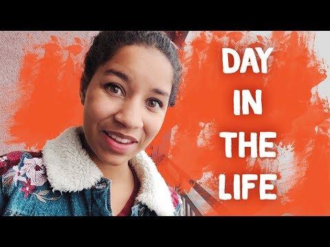 Day in the Life: Maria Boas