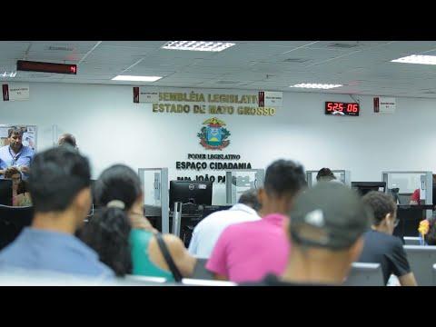 Espaço Cidadania oferece serviços gratuitos ao cidadão