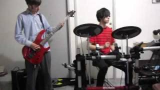 Franz Ferdinand - What She Came For: Drum and Bass Cover