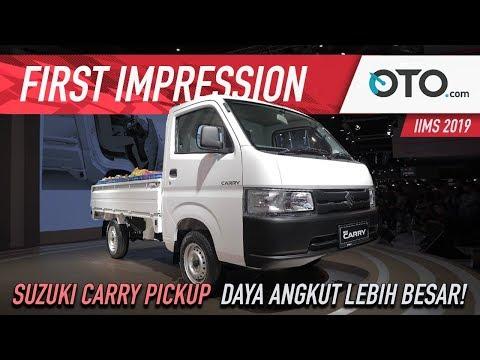 Suzuki Carry 2019 | First Impression | Lebih Besar Dari Sebelumnya | IIMS 2019 | OTO.com