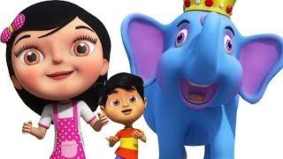 Hindi Nursery Rhymes For Children | बच्चों के लिए कार्टून | Kids Channel India