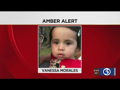 VIDEO: Amber Alert for Ansonia toddler stretches into day three