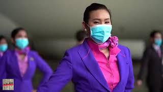 Thai Airways I will survive