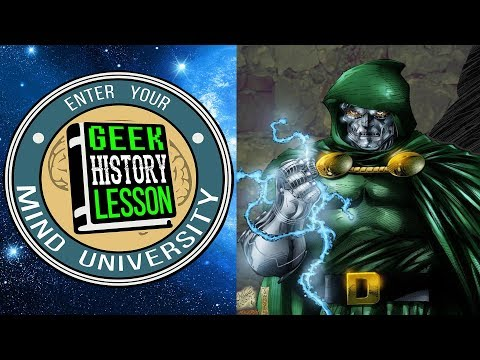 History of Doctor Doom - Geek History Lesson 250th Episode