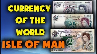 Currency of the world - Isle of Man. Manx pound. Exchange rates Isle of Man.  Manx banknotes