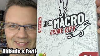 Micro Macro Crime City (Edition Spielwiese) - ab 8 Jahre - Spiel des Jahres 2021