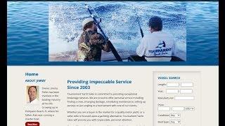 Tournament Yacht Sales Video