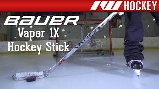 Bauer Vapor 1X Hockey Stick On-Ice Review