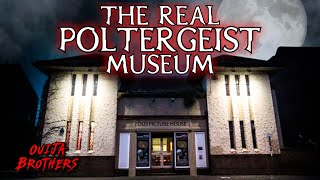 The Ouija Brothers Investigate Nottingham's Haunted Museum