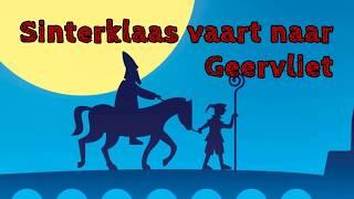 Sinterklaas vaart naar Geervliet