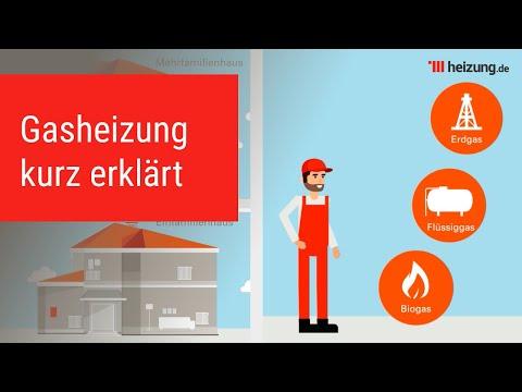 heizung.de erklärt: Die Gasheizung