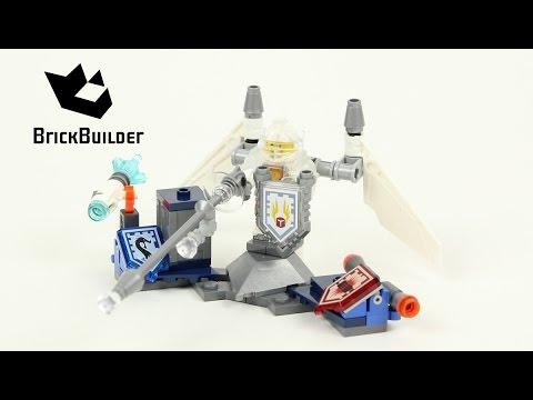 Vidéo LEGO Nexo Knights 70337 : Lance l'ultime chevalier
