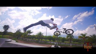 preview picture of video 'Gerardo Martin Wero BMX Mini Trip Tepic 2014'
