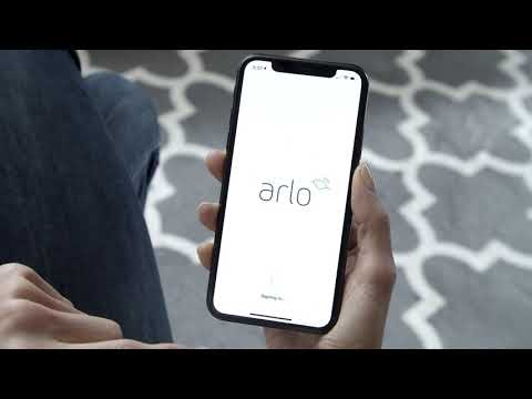 Arlo Video Doorbell (Câble)