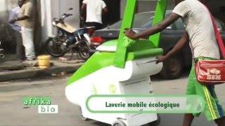 Invention: Une laverie mobile écolo au Cameroun (#019)