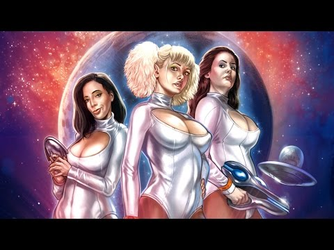 Space Babes from Outer Space Movie Trailer