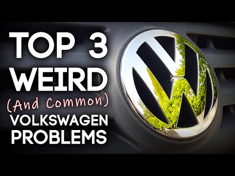 3 Volkswagen Problems You WILL Have