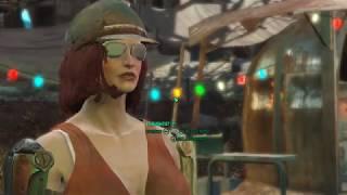 Fallout 4 Mod Follower marriage - Hancock