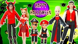 HALLOWEEN COSTUMES For Disney Couples!! Vampire Red Devil Pirates