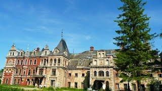 preview picture of video 'Krowiarki - Prezentacja pałacu - czerwiec 2008'