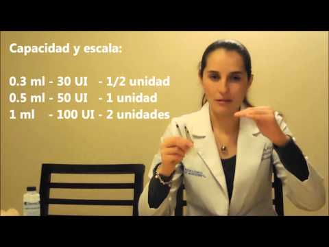 Las directrices nacionales para la diabetes