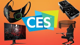 Best Gaming News From CES 21
