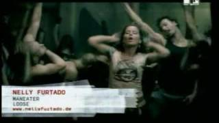 Nelly Furtado - Maneater Official Video Clip HQ