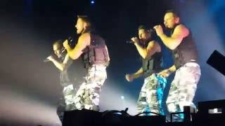 98 Degrees *The Way You Want Me To* 7-27-16 My2KTour