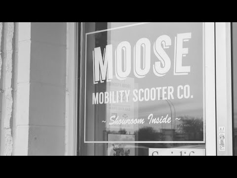 Moose Mobility Scooter Corp. video