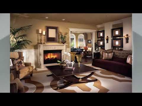 Wohnzimmer Braun Ideen   Haus Ideen