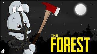 Баги в The Forest [Степаша]