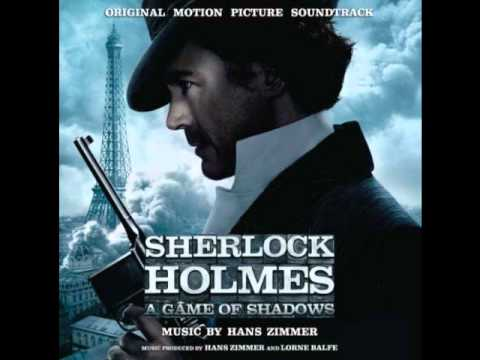 02 That Is My Curse (Shadows Part 1) - Hans Zimmer - Sherlock Holmes A Game of Shadows Score