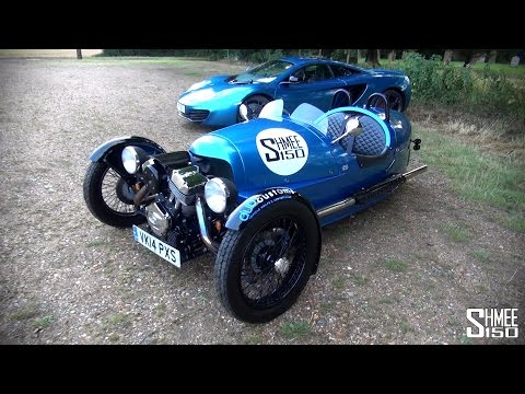 Morgan 3-Wheeler In-Depth Tour