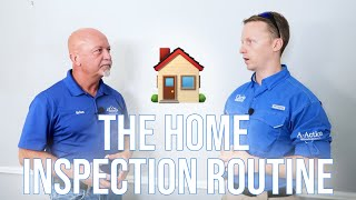 The Home Inspection Routine