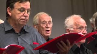 Video: 11 07 14   Madrigal du Brabant B