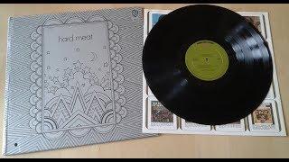 HARD MEAT (Full Album) RARE Canada Warner Bros 1970 WS 1852 LP Heavy Psych Trio £80