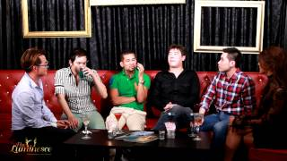 The Luminesce, Gay Lifestyle Interview - Part 3/4
