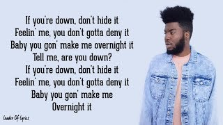 Khalid & Normani   LOVE LIES (Lyrics)